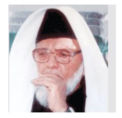 Padma Bhushan Maulana Abdul Karim Parekh